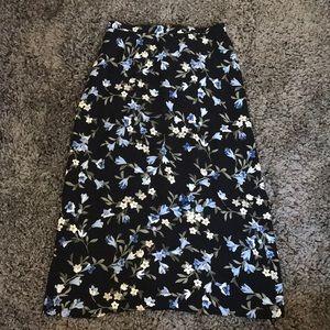AGB Skirts - AGB Petite Maxi Skirt